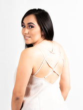 Load image into Gallery viewer, BACK MULTI STRAP SURPLICE TOP - 512 In Style