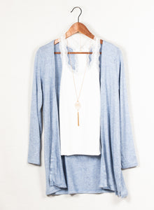 SLOUCHY CARDIGAN - 512 In Style