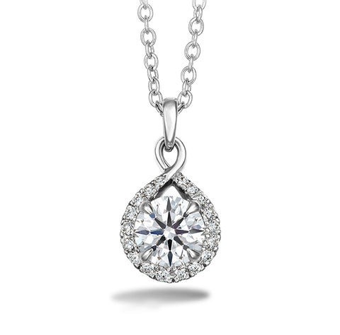 Dije HOF OPTIMA DIAMOND DROP 0.39ct