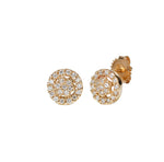 Broqueles de diamantes - Eternity Diamonds anillos relojes aretes