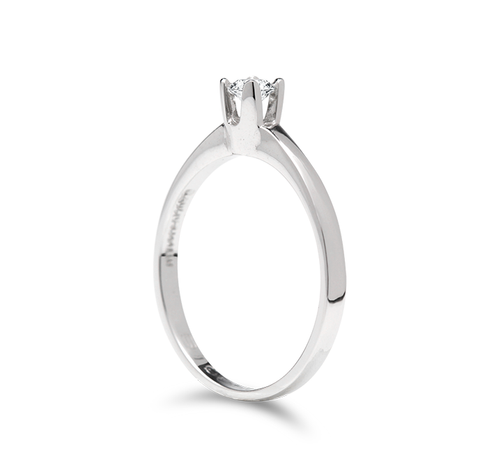 Anillo de compromiso 0.17ct - Eternity Diamonds