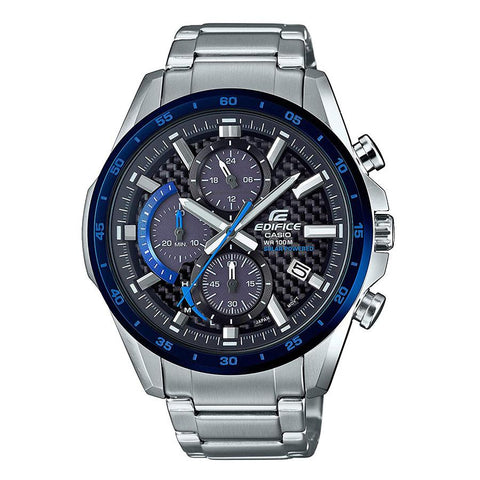 Reloj Casio Edifice (EQS-900DB-2AVCR) - Eternity Diamonds