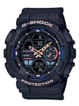 Reloj G-Shock S series (GMA-S140-1ACR) - Eternity Diamonds anillos relojes aretes