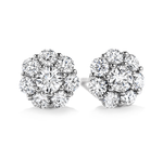 Aretes HOF Beloved 1.07ct - Eternity Diamonds anillos relojes aretes