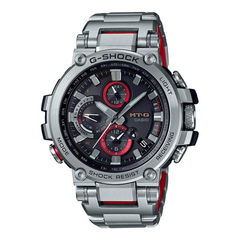 Reloj G-Shock Triple-G resist (MTG-B1000D-1ACR) - Eternity Diamonds anillos relojes aretes