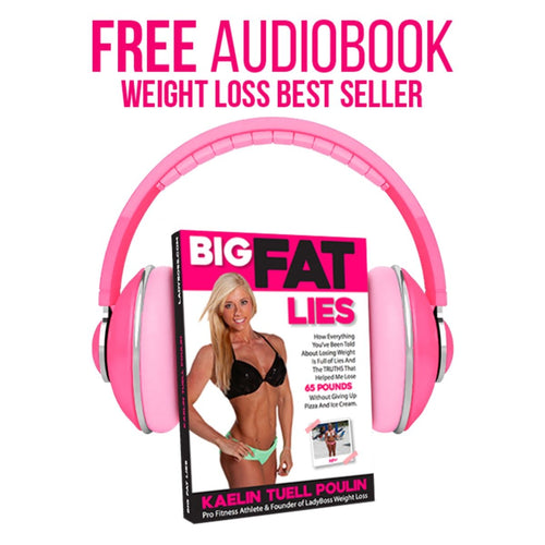 LadyBoss Big Fat Lies Book