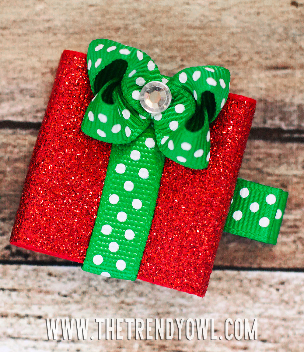 TUTORIAL: Christmas Present Clippies