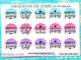 "**FREEBIE FRIDAY** Princess Quotes/Sayings - 1"" Bottle Cap Images - INSTANT DOWNLOAD"