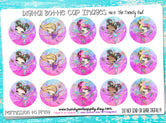 "**FREEBIE FRIDAY**  ""Fairies!""  - 1"" Bottle Cap Images - INSTANT DOWNLOAD"