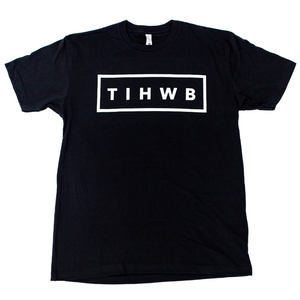 TIHWB Black Tee - Adult