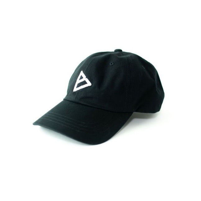 "Bingham Logo ""Dad"" Cap (Black)"