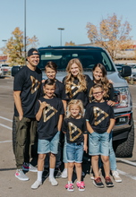 Bingham Logo Gold Edition 1 Million  KIDS tees