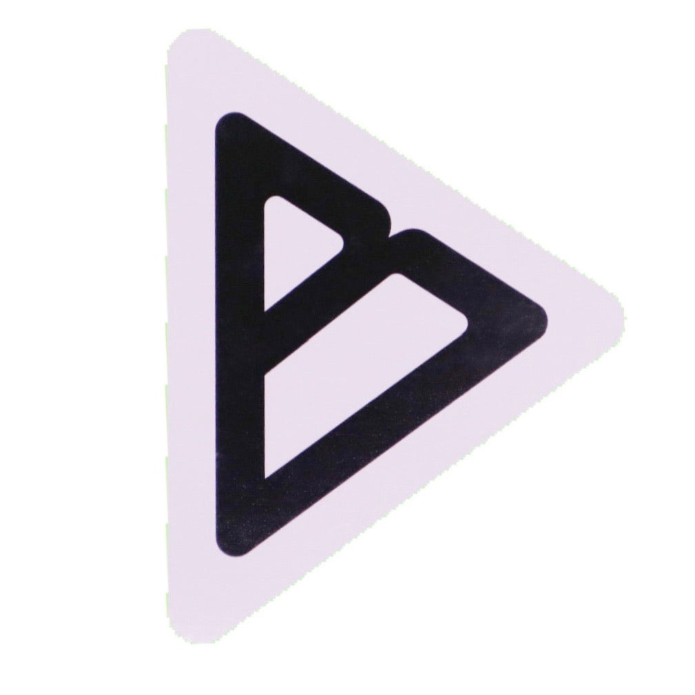 Bingham Logo Sticker
