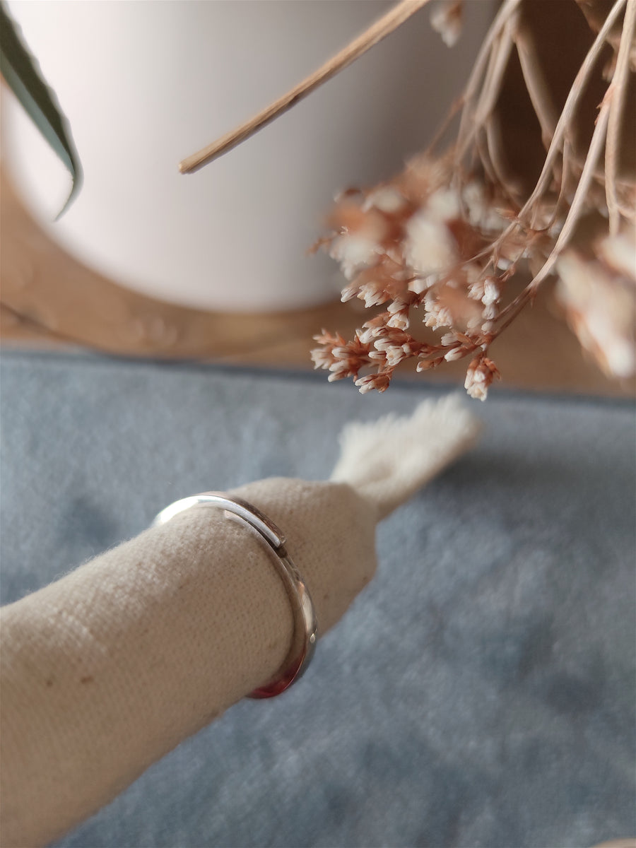 Bague Louane Quartz Rose