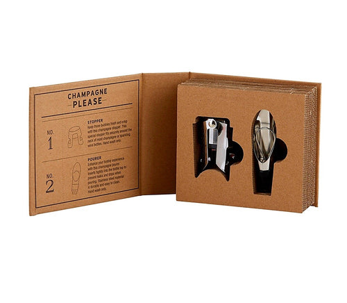 Champagne Please! - Boxed Gift Set