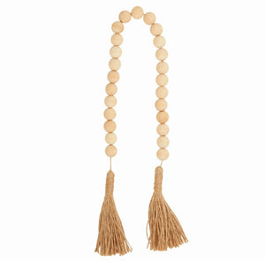 Blessing Beads - Natural