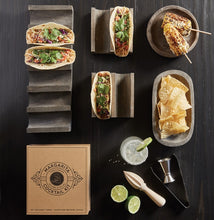Load image into Gallery viewer, Double Taco Holder - Charcoal