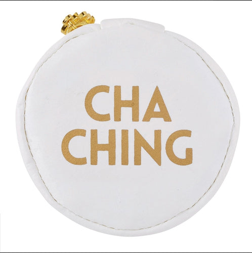 Accessory Pouch - Cha Ching