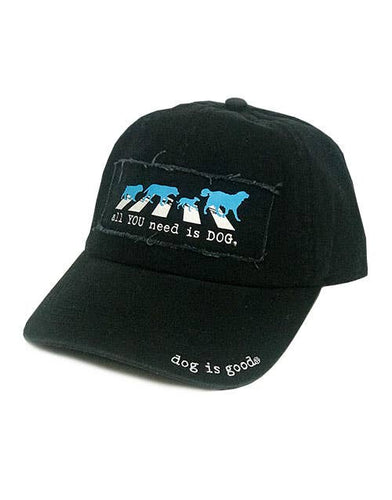 All You Need Is Dog ballcap