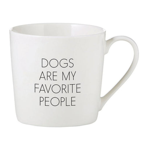 Sips Collection Mug - Dogs Are My Favorite People