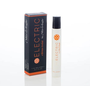 Mixologie Blendable Rollerball Perfume- Electric (Citrus Twist)
