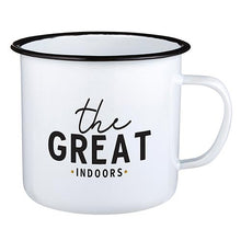 Load image into Gallery viewer, Enamelware Coffee Mug - The Great Indoors