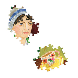Jane Austen's Book Club 1000 Piece Puzzle