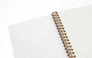 Pen + Pillar Handmade Notebook - Rose
