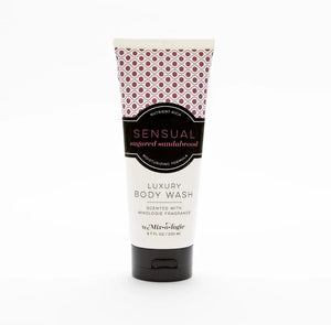 Mixologie Luxury Body Wash - Sensual (Sugared Sandalwood)
