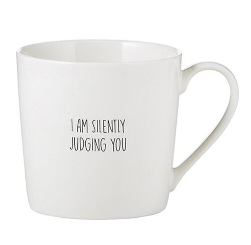 Sips Collection Mug - Silently Judging You