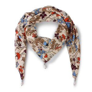floral scarf online, womens scarf online