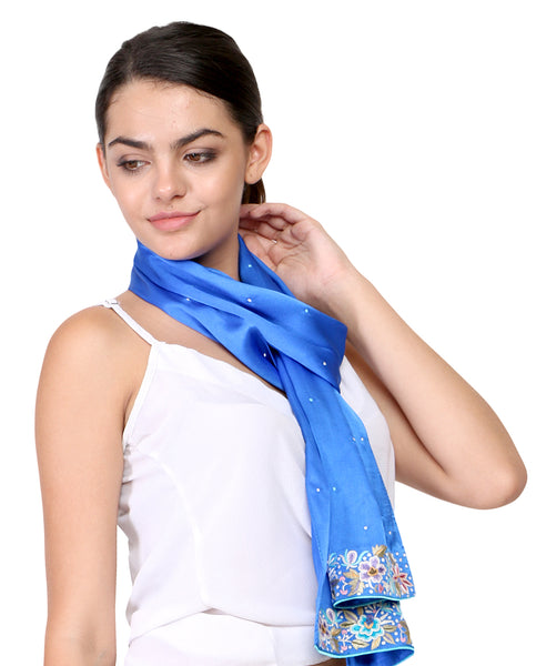 buy parsi gara online intricate parsi embroidery on stoles