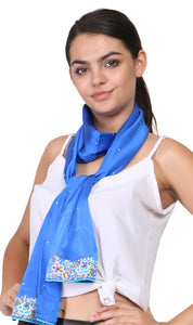 parsi embroidery scarfs and stoles