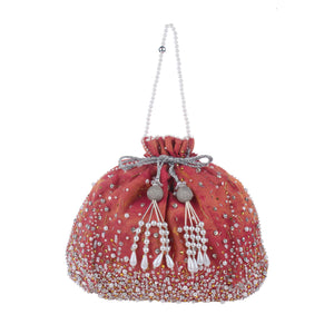 wedding handbags , bridal potli bags online