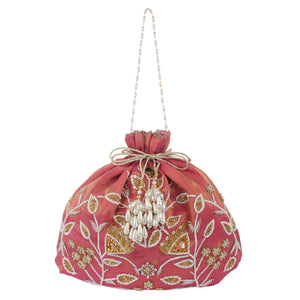 wedding purse for bride