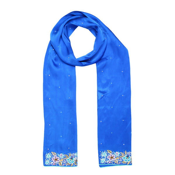 parsi hand embroidery stoles and scarfs