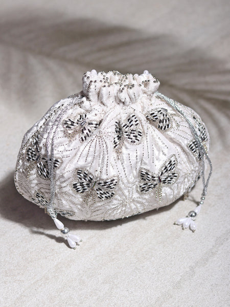 bridal potli bag online with swarovski crystals by modarta