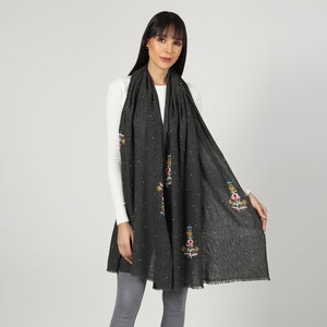 woolen stole for ladies, fancy woolen stoles