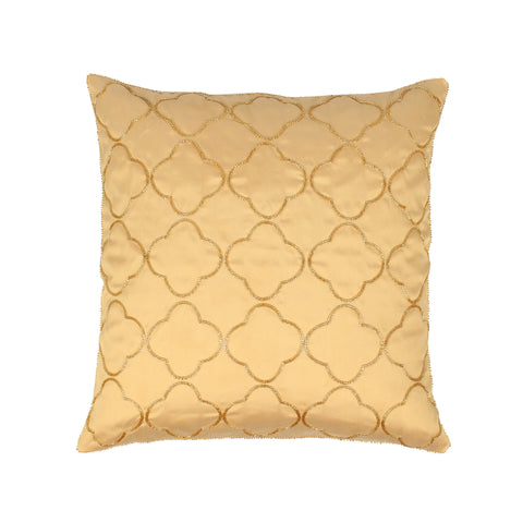 golden cushion cover, cushion cover set online