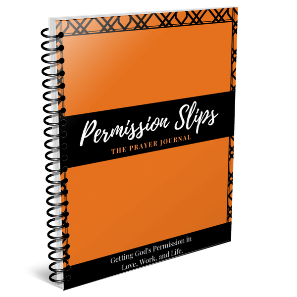 Permission Slips Prayer Journal {Digital Download ONLY)