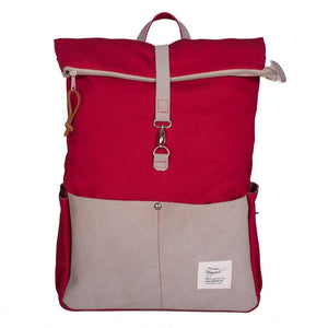 Anna Commuter Backpack - Green Mango