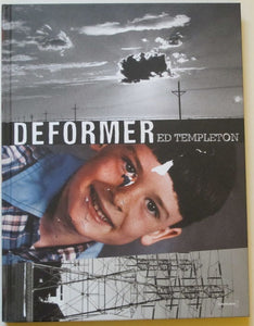 Ed Templeton 'Cross' - signed and numbered + book 'Deformer' (free delivery in EU)