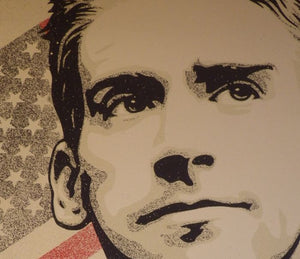 Shepard Fairey (OBEY) - signed and numbered limited print
