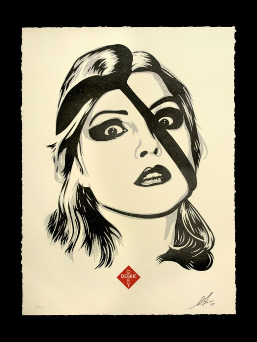 Shepard Fairey (Obey) - signed and numbered limited print (free delivery in EU)