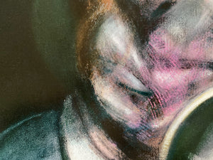 Francis Bacon - Portrait of Michel Leiris (open edition)