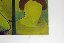 Load image into Gallery viewer, Herman Van Nazareth - signed and numbered vintage lithograph