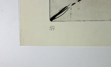 Load image into Gallery viewer, A.W. Manie - Brosse Lithograph - Hand signed - 3/7