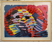 Load image into Gallery viewer, Karel Appel - Lion - signed and numbered