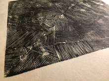 Load image into Gallery viewer, Laurence Jordan - Woodcut (free delivery in EU)