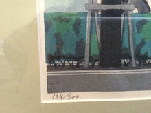 Load image into Gallery viewer, Fumio Kitaoka - Woodblock print - signed and numbered